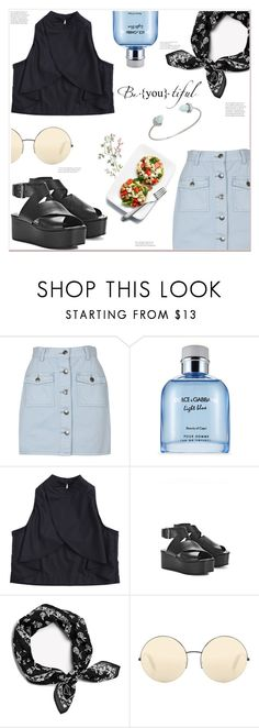"""be-you-tiful"" by mycherryblossom ❤ liked on Polyvore featuring MINKPINK, Dolce&Gabbana and Victoria Beckham"