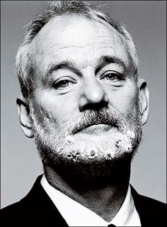 """""""The more relaxed you are, the better you are at everything: the better you are with your loved ones, the better you are with your enemies, the better you are at your job, the better you are with yourself."""" ~ Bill Murray"""