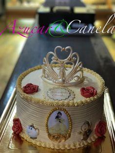 Preciosa tarta artesana de la bella y la bestia Tarta personalizada  de La bella y la Bestia tarta artesana personalizada torta bella y bestia tartas infantiles tarta decorada tarta bonita Tarta personalizada Tarta Pastel Tartas bonitas Tartas Infantiles Tartas de cumpleaños