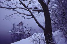 Lake Towada, Japan by Peter Essick