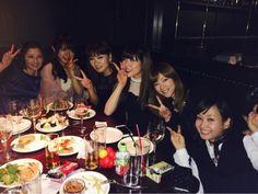 "sayusayukawaii: ""おめでとう!!|吉澤ひとみオフィシャルブログ Powered by Ameba """