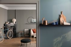 Introducing the Jotun Paints Rhythm of Life paint collection Dark Teal Living Room, Jotun Paint, Jotun Lady, Life Paint, Wall Paint Colors, Lifestyle Trends, Decorating With Pictures, Aw17, Scandinavian Style