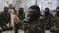 Syrian Mujahidas