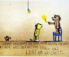 Janosch : Licht der Weisheit