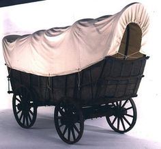 How to Build a Horse Drawn Wagon. One of basic wagon designs that seem to have changed little over the years consists of a body that can be removed easily or even replaced if needed, a running gear, and wheels. Small Caravans, Toy Wagon, Horse Drawn Wagon, Wooden Wagon, Old Wagons, Covered Wagon, Work Horses, Wagon Wheel, Gold Rush