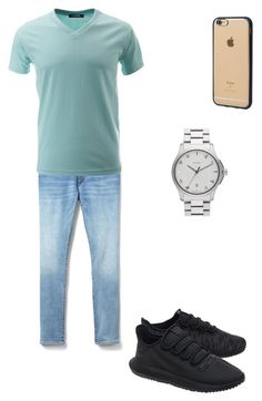 """""""School day"""" by vallie-evans on Polyvore featuring Gap, adidas Originals, Gucci, Incase, men's fashion and menswear"""