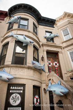 Sharknado Decor
