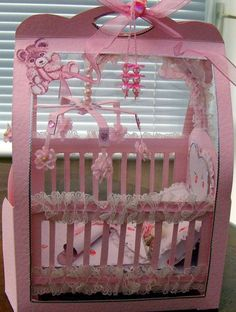 Baby cot in box 3