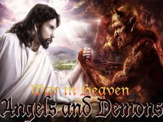 The Angelic Conflict (Rev 12:1-17) War on Earth: Phase I (12:1-6) With chapter 12 we begin another parenthetical and explanatory portion of Revelation that discusses seven great personages of the Tribulation, particularly of the last half. These seven… The Conflict In Heaven And Earth http://whatshotn.wordpress.com/2014/09/07/the-conflict-in-heaven-and-earth/