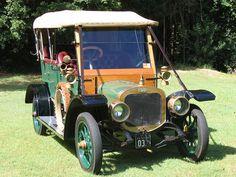 1910 Sunbeam by Classic Cars Australia, via Flickr