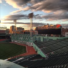 Fenway Park AKA The Cathedral of Boston