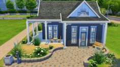 Totally Sims: Summerside Starter • Sims 4 Downloads