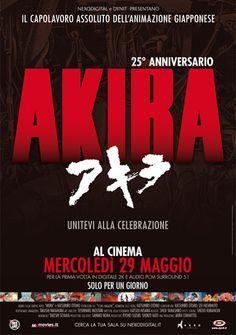 Poster del film Akira
