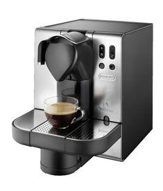 Black Friday DeLonghi EN680.M Nespresso Lattissima Single-Serve Espresso Maker, Metal 2012 Deals