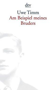 Am Beispiel meines Bruders (dtv Literatur) von Uwe Timm http://www.amazon.de/dp/3423133163/ref=cm_sw_r_pi_dp_.Ukoxb0SY7S6E