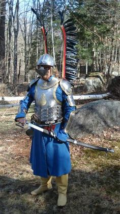 Medieval Armor, Medieval Fantasy, Zombie Army, Poland History, Larp, Dark Ages, Renaissance, Eastern Europe, Fiction