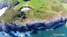 Playa de Gulpiyuri, (Llanes)