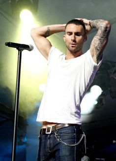 Adam Levine...yessir ;) Like I said, I'll repost him everytime.