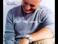 Phil Collins - Cant Stop Loving You (Official Music Video)