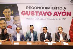 Se suma basquetbolista Gustavo Ayón a reconstrucción del tejido social Disfruta de los más ricos tamales michoacanos de zarzamora