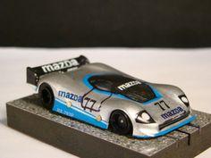 CUSTOM VIPER V1 #77 MAZDA RX-792p : POLYMER MAGS, PRO GEARS - FAST! | Toys & Hobbies, Slot Cars, HO Scale | eBay!