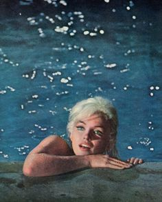 vintage everyday: 'Something's Got to Give' – The Last Unfinished Movie of Marilyn Monroe