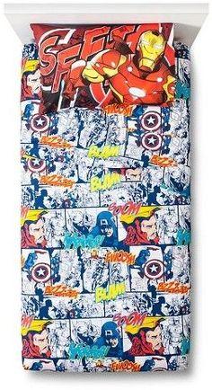 The Avengers Marvel's The Avengers Sheet Set