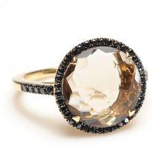 Beyoncé loves black diamonds.  Therefore, I love black diamonds