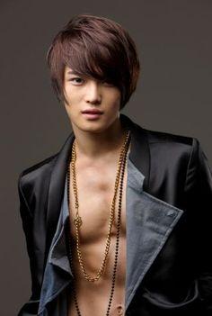 Kim Jaejoong of JYJ.