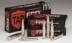 Hornady Manufacturing Company :: Ammunition :: Rifle :: Choose by Caliber :: 223 Rem :: 223 Rem 55 gr TAP® FPD™ - Good home protection round.