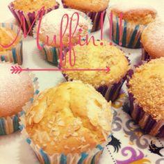 Muffin allo yogurt!!!