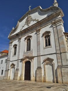 "fabien-euskadi:  "" During my Estremoz visit, I took many pictures to several churches and historical monuments, but I did not visit any of them - that's something I saved for a further visit.  This one is the Church of the Convent of St. Francis.  """