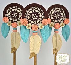 Edible dream catchers
