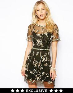Needle & Thread Blossom Dress