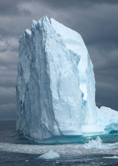 Iceberg's are fascinating.
