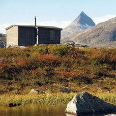 Trollsjøen. Jakt- og fiskehytte i Årdal i Jotunheimen | Inatur.no