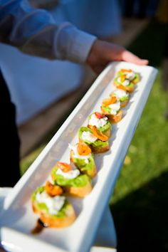 wedding photography - flory photo - real wedding - martha & nathan - food & drink - food - appetizers