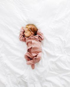 Sleeping baby love