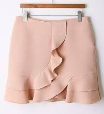 Resultado de imagem para como fazer saia e blusa infantil