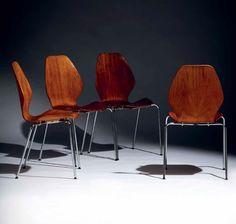 City Chair by Øyvind Iversen