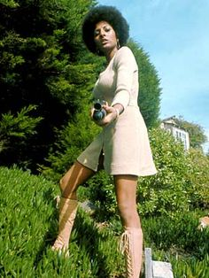 Pam Grier is pretty damn awesome.