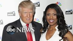 """Omarosa Manigault Newman, former """"Apprentice"""" contestant and erstwhile Trump senior aide, said she believes the president is mentally unwell, racist and unfit to hold office during a press tour for her new book, """"Unhinged. Pj Media, Sarah Huckabee Sanders, Press Tour, Current News, Abc News, Memoirs, Donald Trump, Presidents, Interview"""