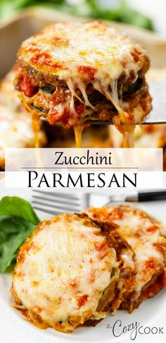 Best Zucchini Recipes, Vegetable Recipes, Vegetarian Recipes, Cooking Recipes, Healthy Recipes, Zucchini Appetizers, Vegetarian Casserole, Casserole Recipes, Suppers