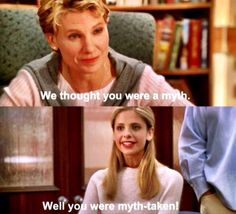 Buffy is the best!! XD