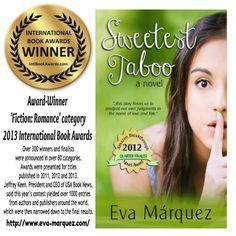 Taboo Series, International Books, Award Winner, Awards, Fiction, Novels, Rest, Romance, Check