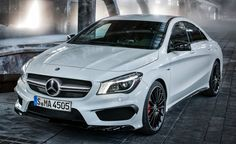 2014 Mercedes-Benz CLA45 AMG Photos Leak Online [2013 New York Auto Show]