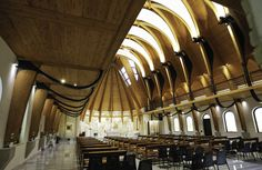 Gallery - The Church of the Order of Discalced Carmelites / Tudor Radulescu - 11