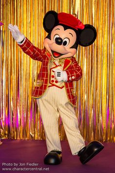 Everyday is a holiday with Mickey Mouse!