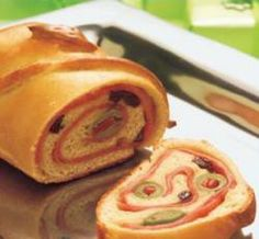 Pan de jamón - Recetas