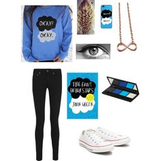 The Fault in our Stars outfit